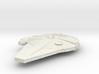 New Han Solo's Millennium Falcon 3d printed
