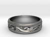 Filigree ring Size 13 3d printed