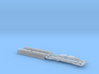ATSF TANKCAR Tk-G, complete body 3d printed