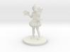 Princess Punch (medium human) 3d printed