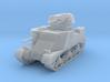 PV100C Grant I Cruiser Tank (1/87) 3d printed