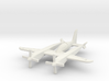 (1:144) Scaled Composites Pond Racer 3d printed