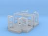 N Scale Walkway T 2pc 3d printed