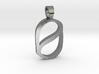 Zero [pendant] 3d printed