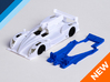 1/32 Oreca 03 Chassis for NSR pod 3d printed Chassis compatible with SV Workz Oreca 03  body (not included)