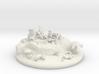 Space egg hunt adventure (a SLINGSHOT diorama) 3d printed