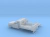 1/87 1990-98 Chevrolet Silverado RegCab Dump Kit 3d printed