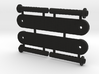 JK17018 SCX10ii Magnet mount plates large 3d printed