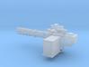 Stubby Dragoon Heavy Stubber 3d printed