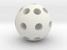 Sphere 8 mm 3d printed