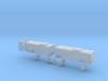 N Scale Bus New Flyer D60LF OCTA 7400s 3d printed