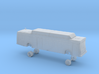 N Scale Bus New Flyer C40LF MTS 2600s 3d printed