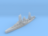 Ise battleship 1/4800 3d printed