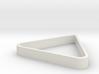 _3_Wheeldisplay-triangel 3d printed