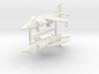 1/144 Harrier FA.2 (x2) 3d printed