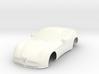 Alfa 8C slot car 1/32 3d printed