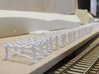 Station Platform Supports 3d printed 3D Prints ready for installation
