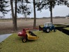 64th NH 1475 14ft Mower Conditioner 3d printed