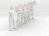 1/24 Sci-Fi Sardaucar Platoon Set 102-05 3d printed