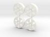 MST / Work Euroline Type N Insert (x4) 3d printed