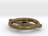 """1.1"""" scale South African Large Valve Handwheel 3d printed"""