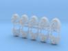 Manticores- Osiris Shoulder Pads x10 3d printed
