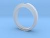 Engagement Ring Design - CC150-BL 3d printed