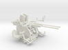 1/48 IJN Type 96 25mm Twin Mount 3d printed