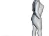 Girl standing 1/24 3d printed