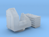 """1/72 Royal Navy 7"""" UP Launcher x1 3d printed 1/72 Royal Navy 7"""" UP Launcher x1"""