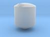 1/64 3000 Gal Cone bottom tank 3d printed