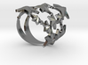 mothers day ring 3d printed
