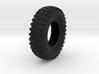 1/6 tire 1400x24 3d printed