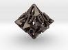 Pinwheel Decader d10 3d printed