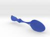 Giant Squid Spoon 3d printed