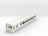 O-87-lner-single-lugg-3rd-motor-coach 3d printed