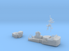 Thetis Class, Superstructure (1:285) 3d printed