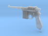 Broomhandle Mauser 1/3rd Scale 3d printed