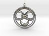 Thulsa Doom's Standard/ Medallion Combo 3d printed