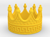 MAGNIFICENT CROWN RING -50% OFF 3d printed