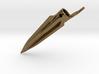 Ancient Spartan Arrow Pendent 3d printed