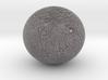 Ceres 1:250 million 3d printed