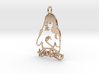 Katy Perry Fan Pendant - Exclusive Jewellery 3d printed