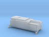 N Watertender NS slijptrein 3d printed