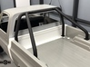 Double Roll Bar for RC4WD Blazer Pickup Conversion 3d printed Single tube version shown
