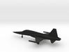 Northrop F-5F Tiger II 3d printed