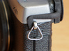Eyecup adapter for X-E1 / X-E2 / X-E2s V3 3d printed New mount of V3, working together with a camera strap