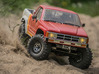RCN006 front lower bumper for Pro-Line Toyota SR5  3d printed