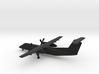 Bombardier Dash 8 Q300 3d printed