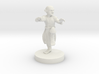 Gnome Monk 3d printed